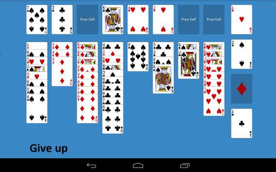 Solitaire Eight Off apk screenshot