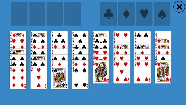 Classic FreeCell Solitaire poster