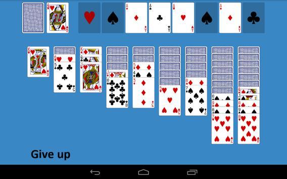 Solitaire Klondike Two Decks apk screenshot