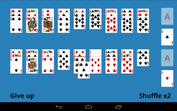 La Belle Lucie Solitaire apk screenshot