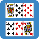 Solitaire Long Line icon
