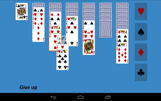 Classic Russian Solitaire apk screenshot