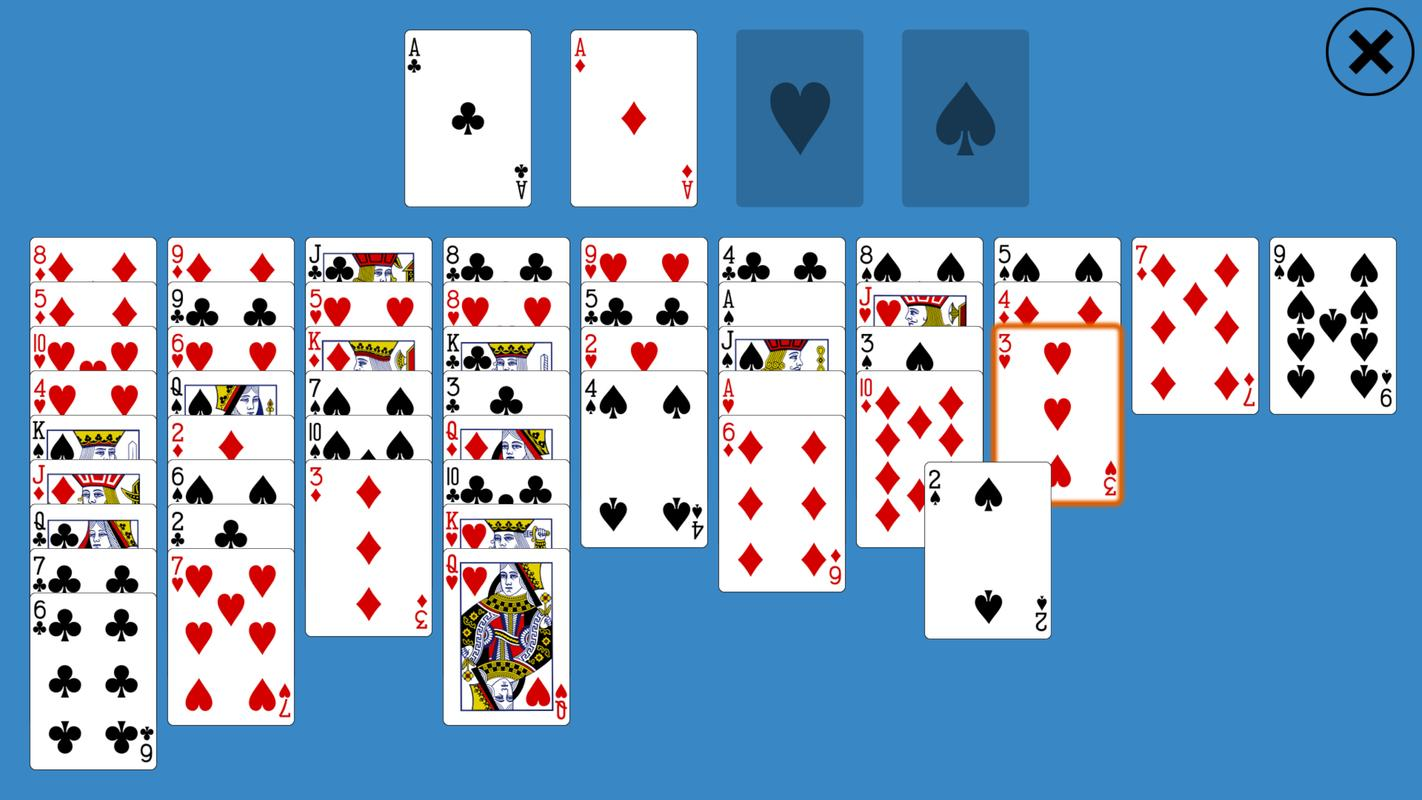 classic simple simon solitaire apk download  free card