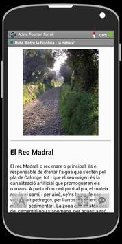 Active Tourism For All - CA apk screenshot