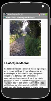 Active Tourism For All - ES screenshot 1