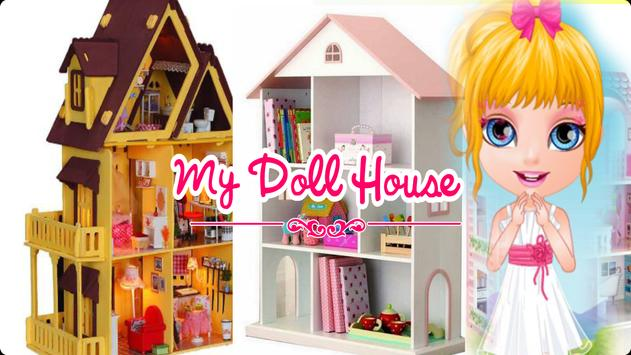 my Doll House Design poster