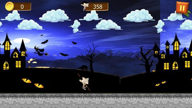 mr halloween bean screenshot 2