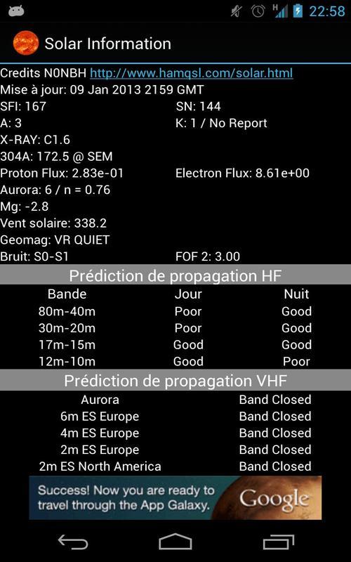 Hamcap hf propagation prediction tool for amateur radio.