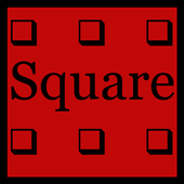 Red Square icon