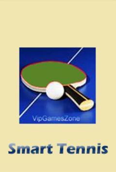 VGZ Smart Tennis poster