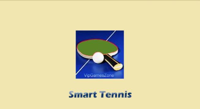 VGZ Smart Tennis apk screenshot