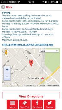 Park Theatre screenshot 1