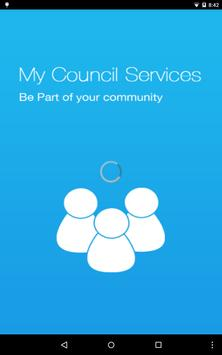 My Council Services UK & IE poster