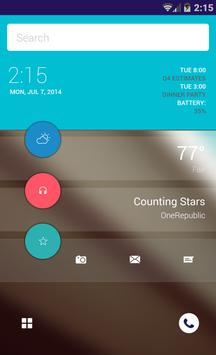 L Theme apk screenshot