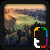 Country Sunrise Theme icon