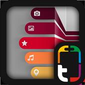 3D Theme icon