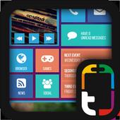 Tile UI Theme icon