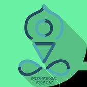 International Yoga Day icon