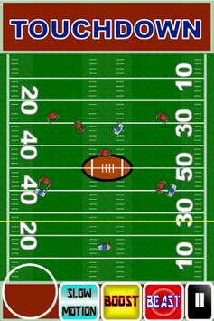Touchdown ! poster