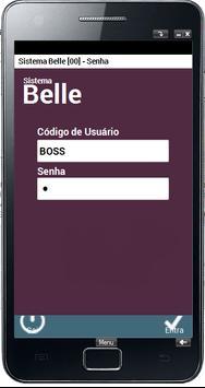 Sistema Belle - RJ - App poster