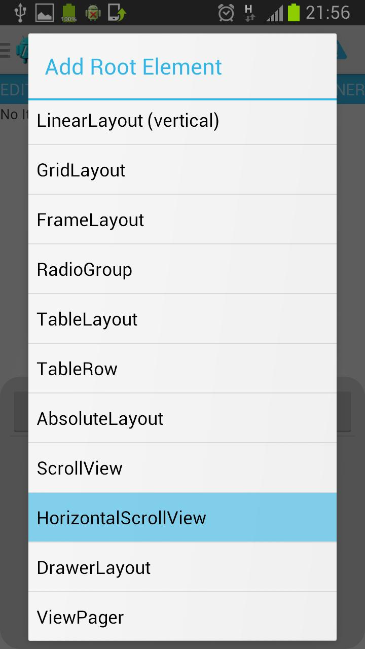 EasyGUI - Android XML IDE for Android - APK Download