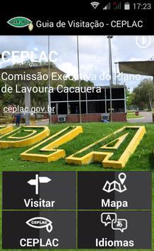 Guia de Visitação - CEPLAC apk screenshot