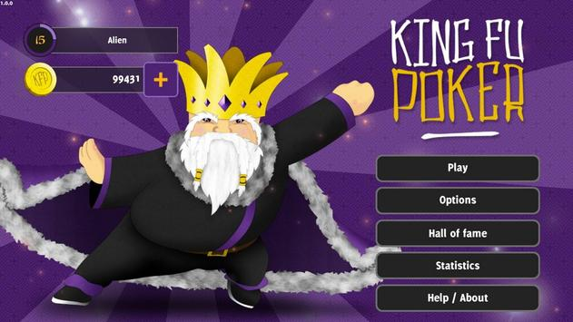 King Fu Poker apk screenshot