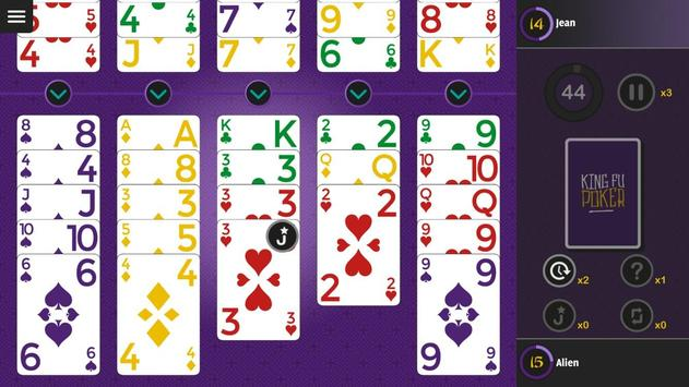 King Fu Poker screenshot 2