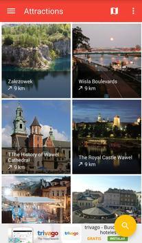 Krakow Guide 2016 screenshot 1