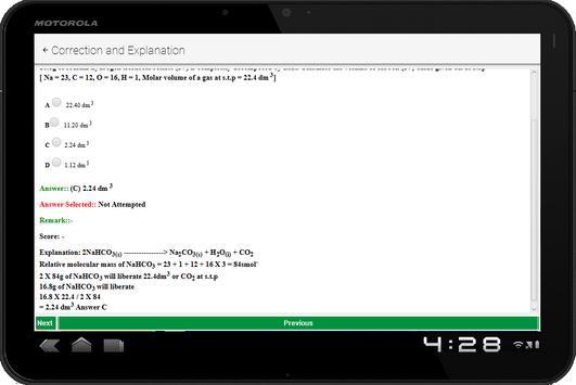 Jamb Focus screenshot 2
