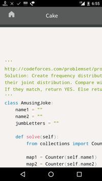 Python Codeforces poster