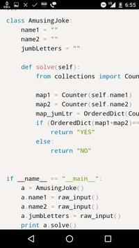 Python Codeforces screenshot 1