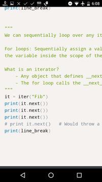 Python Essentials screenshot 1
