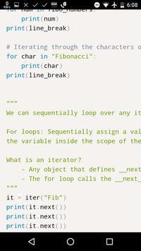 Python Essentials screenshot 2