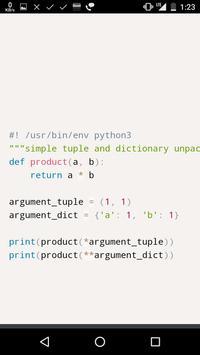 Python for Noob apk screenshot
