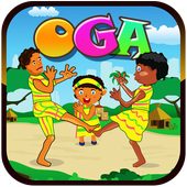 OGA- An African Clap/Step Game icon