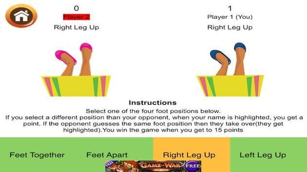 OGA- An African Clap/Step Game apk screenshot