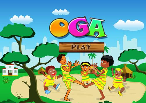 OGA- An African Clap/Step Game poster