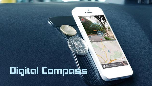 My compass apk screenshot