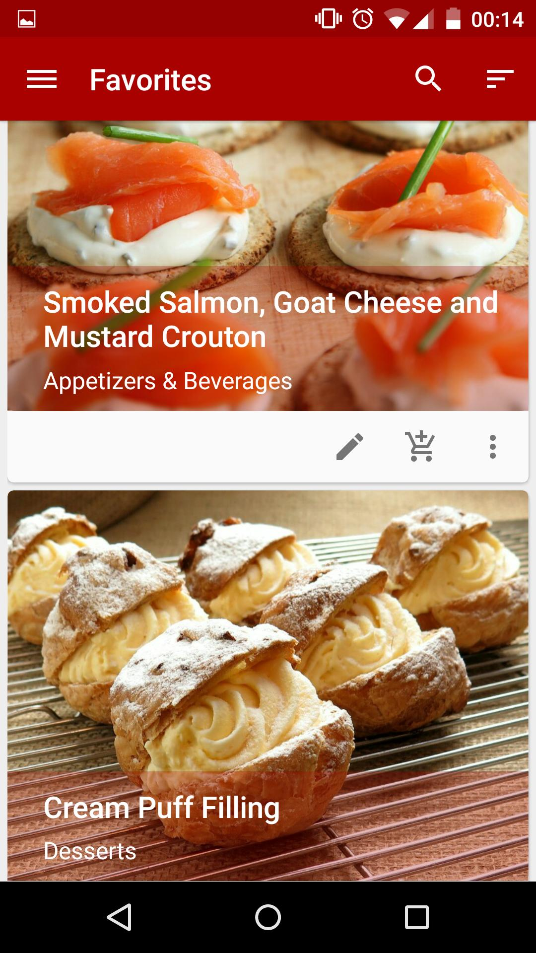 my CookBox for Android - APK Download