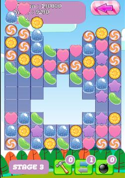 Candy Pong apk screenshot