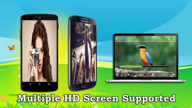 HD Video Player apk screenshot