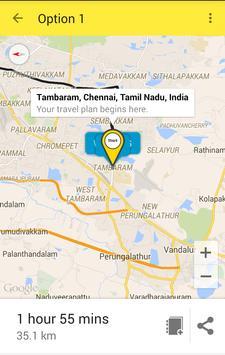 Chennai Commute screenshot 3