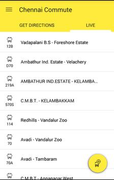 Chennai Commute screenshot 2