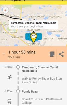 Chennai Commute screenshot 4