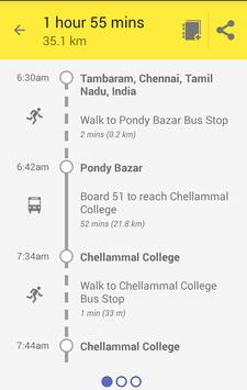 Chennai Commute screenshot 5