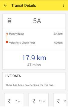Chennai Commute screenshot 6