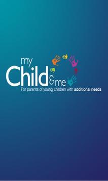 My Child & Me Magazine poster