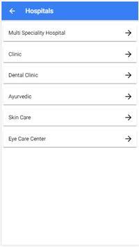 MyCitie screenshot 1