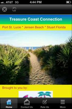 Treasure Coast Connection poster